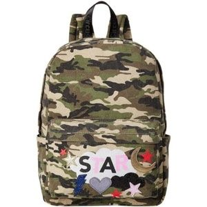 Circus By Sam Edelman Avery camouflage Backpack